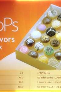 J Co Donuts Adam Malik Menu Medan Crazfood