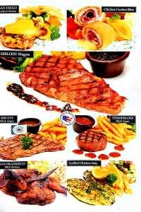 menu 6 Smokey Ribs