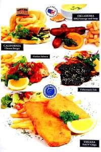 menu 8 Smokey Ribs