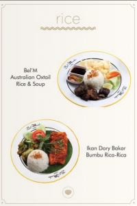 menu 0 Bel Mondo Teuku Daud