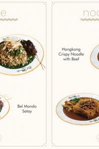 menu 4 Bel Mondo Teuku Daud