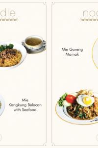 menu 6 Bel Mondo Teuku Daud
