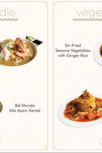 menu 7 Bel Mondo Teuku Daud