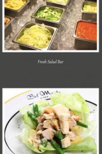 menu 16 Bel Mondo Teuku Daud