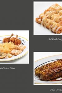 menu 18 Bel Mondo Teuku Daud
