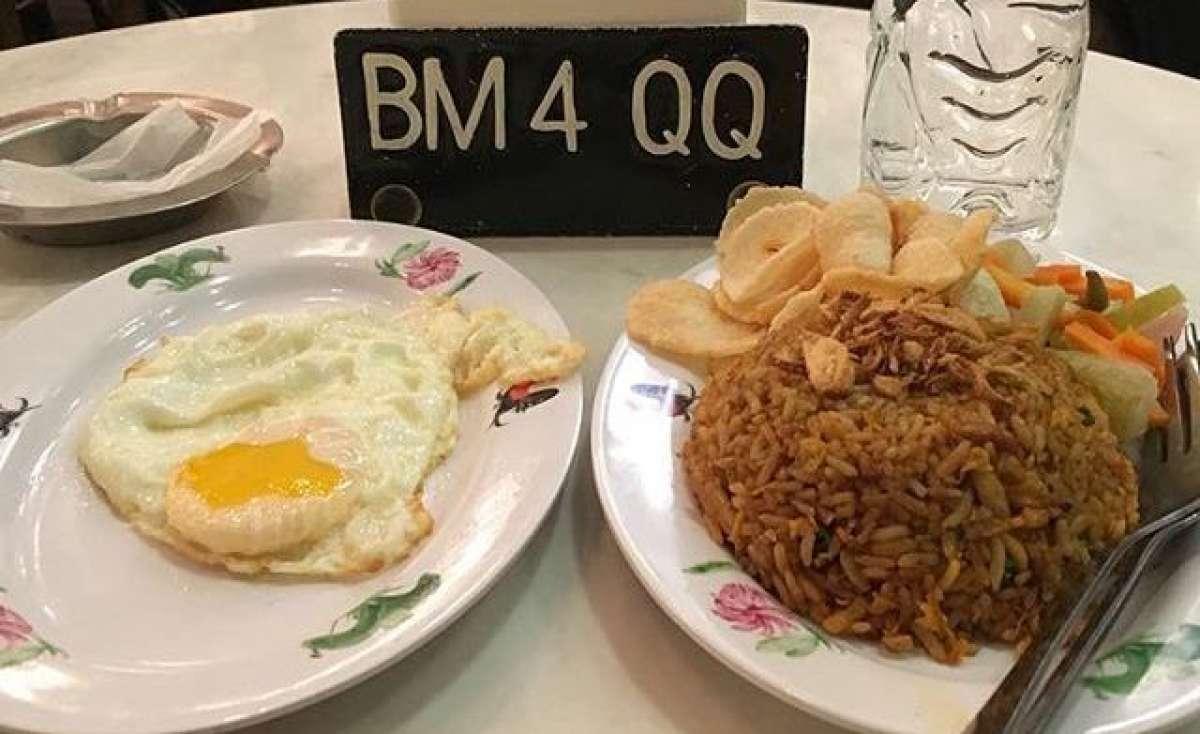 Qq Kopitiam Centre Point Menu Medan Crazfood