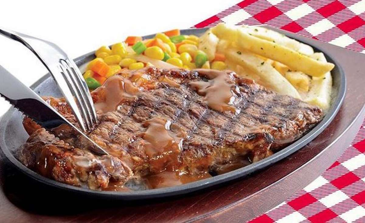 Steak 21 Medan Fair Photo 0