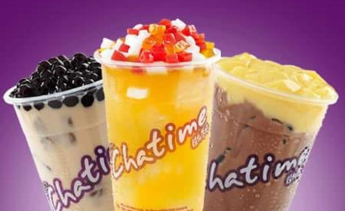 Chatime Focal Point Menu Medan - Crazfood