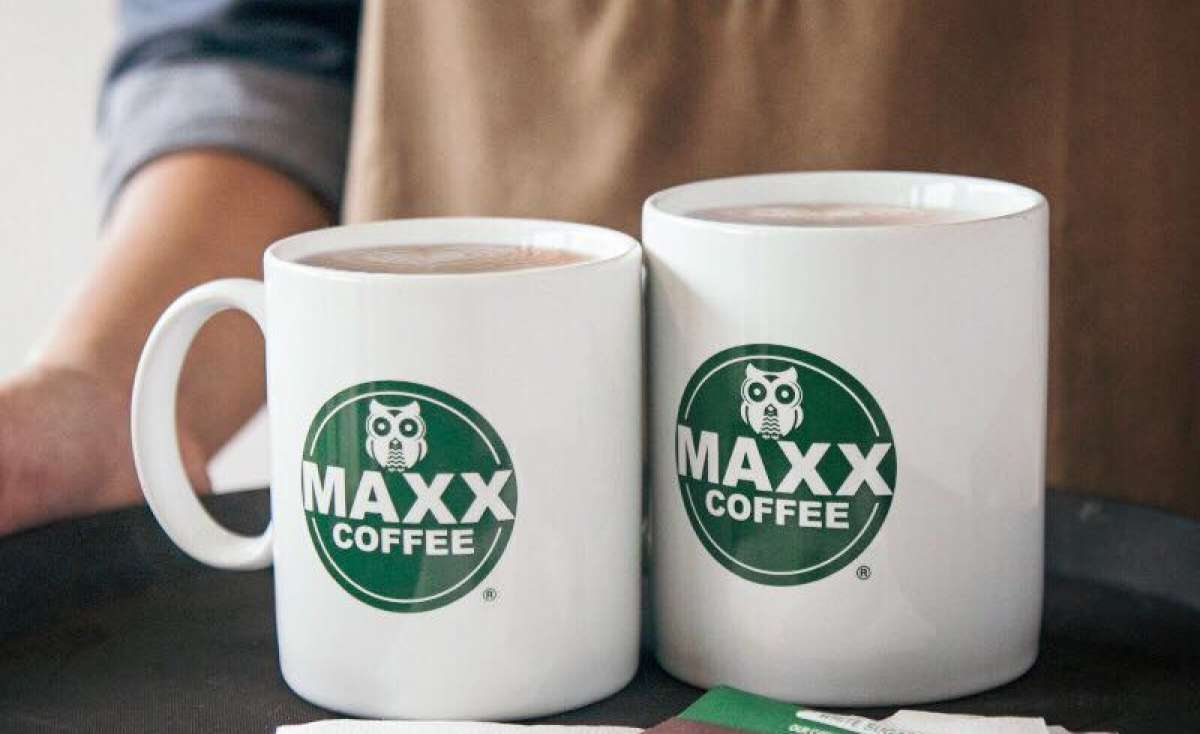 Maxx Coffee Lippo Plaza Photo 1