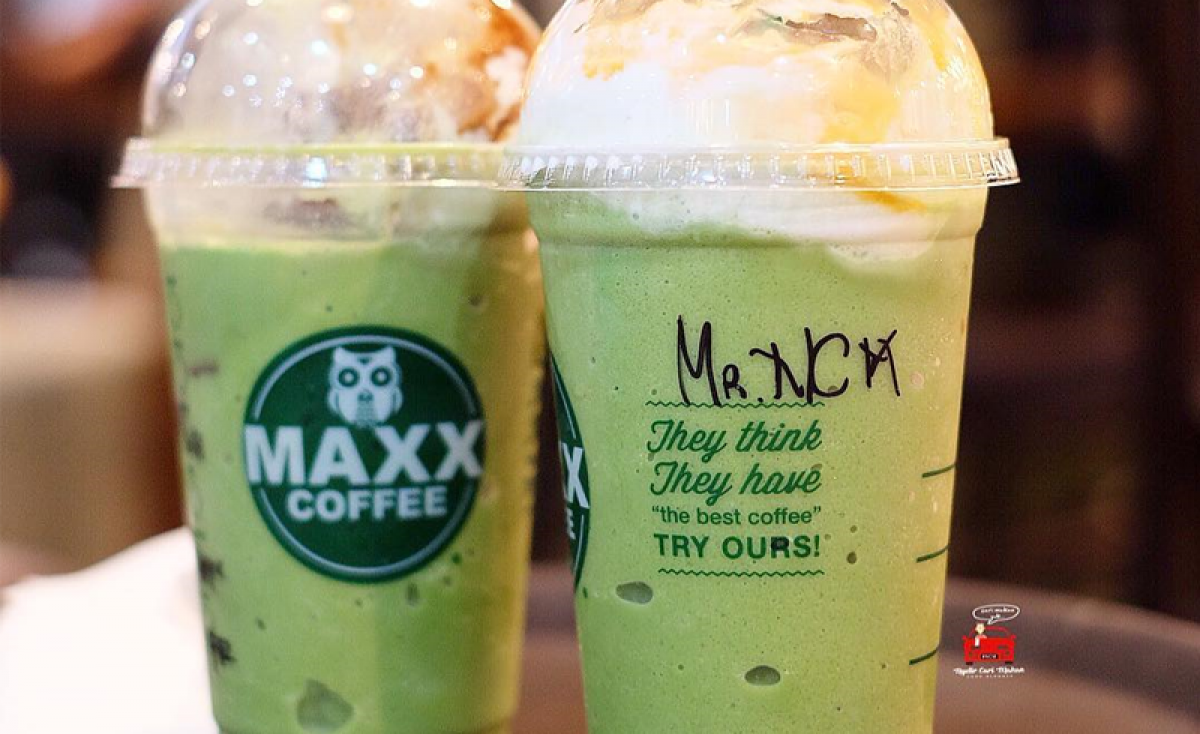 Maxx Coffee Lippo Plaza Photo 3
