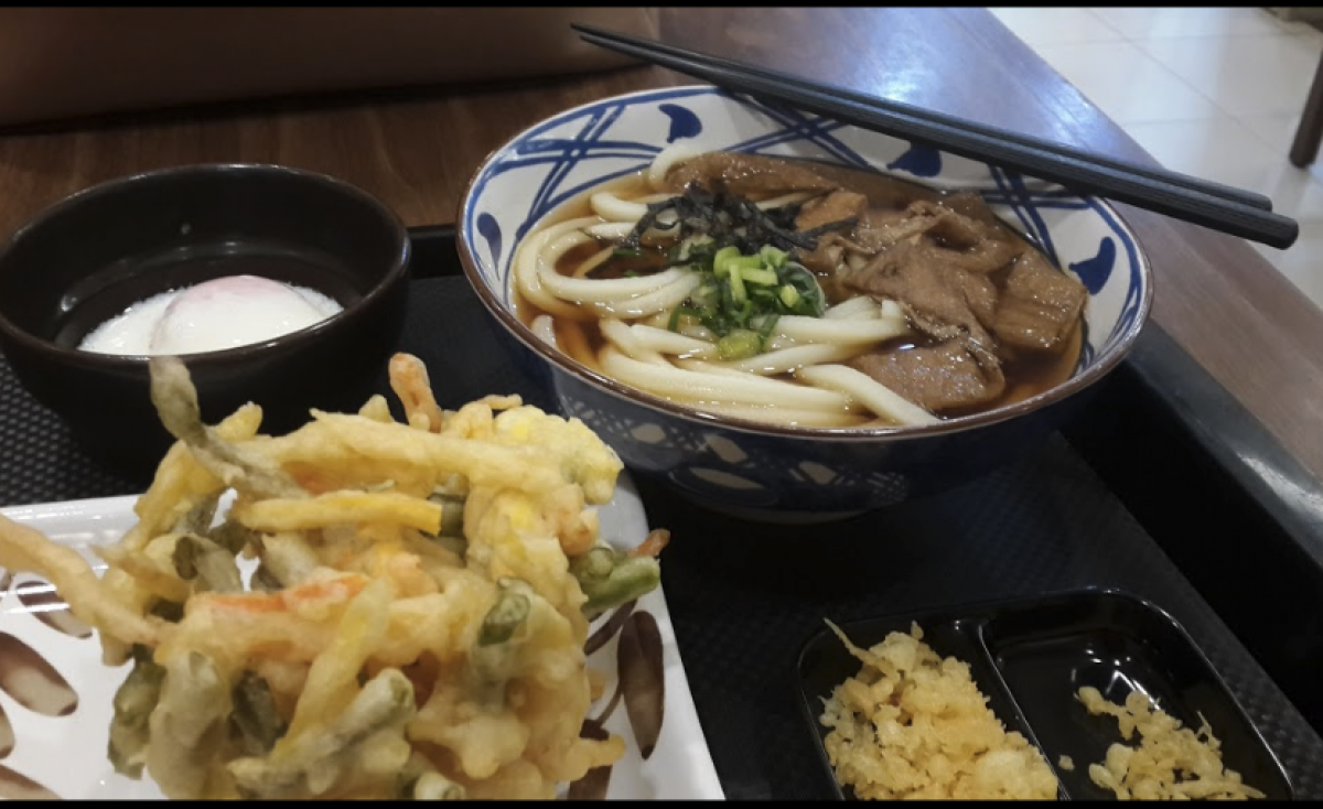 Marugame Udon and Tempura Sun Plaza Photo 1