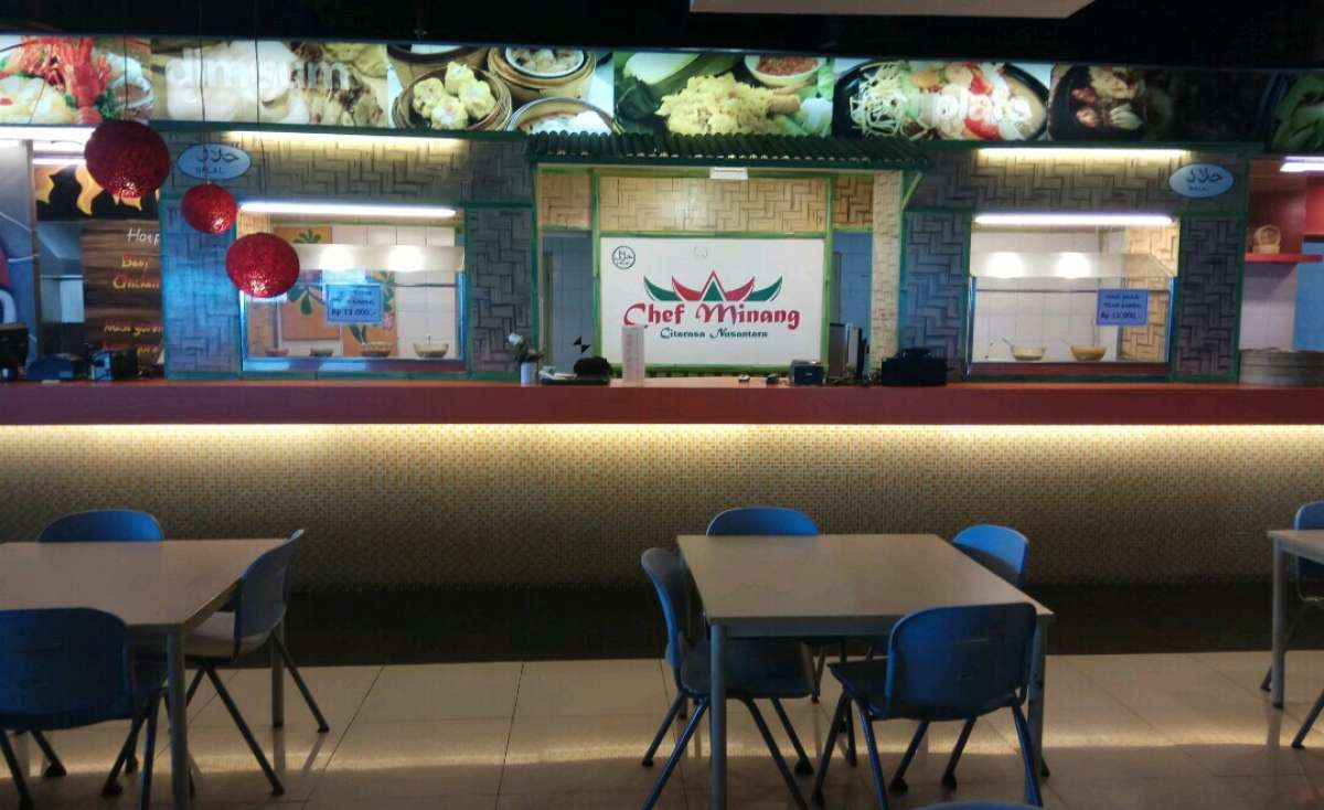 Merica Food Court Millenium Plaza Photo 1