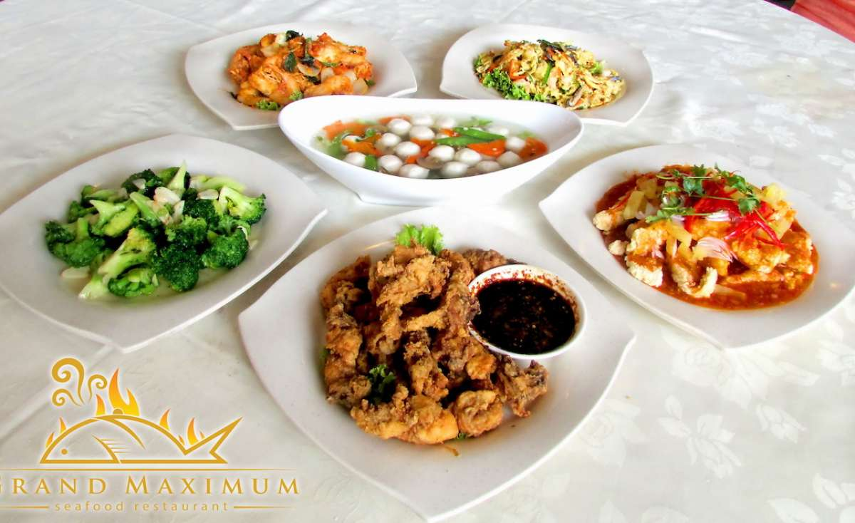 Grand Maximum Seafood Restaurant Photo 4