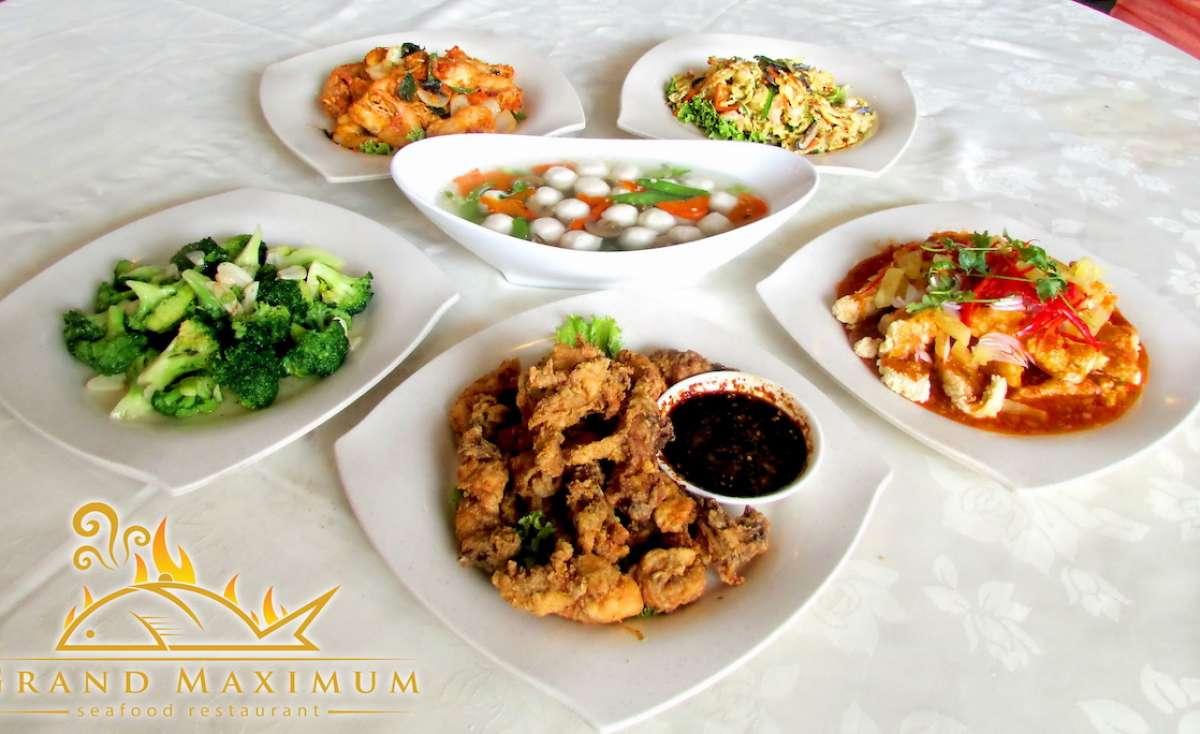 Grand Maximum Seafood Restaurant Photo 4