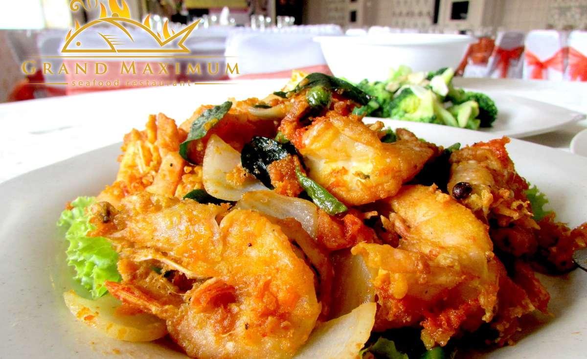 Grand Maximum Seafood Restaurant Photo 6
