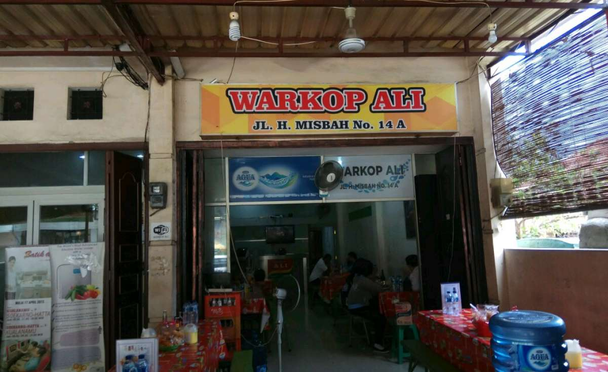 Top Photo Warkop Ali