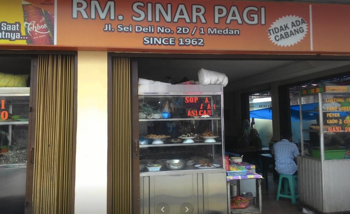 RM Soto Sinar Pagi