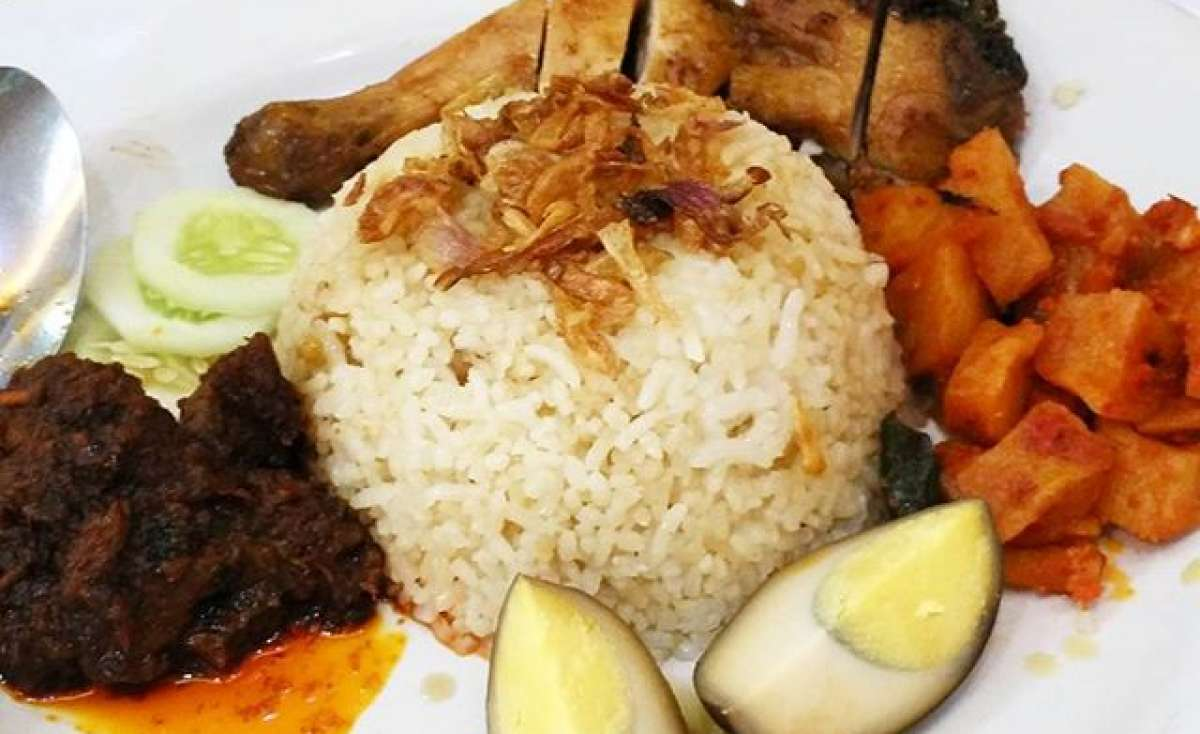 Nasi Ayam Apin