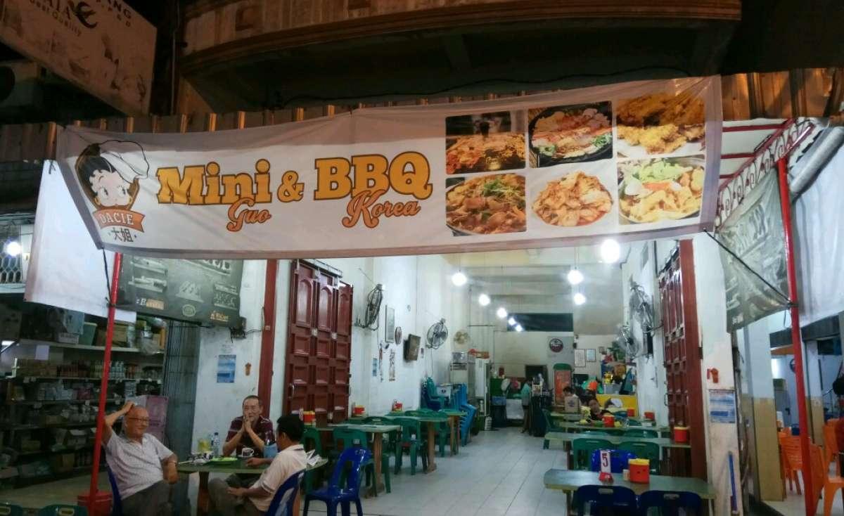 Rumah Makan 80 / Mini BBQ Korea