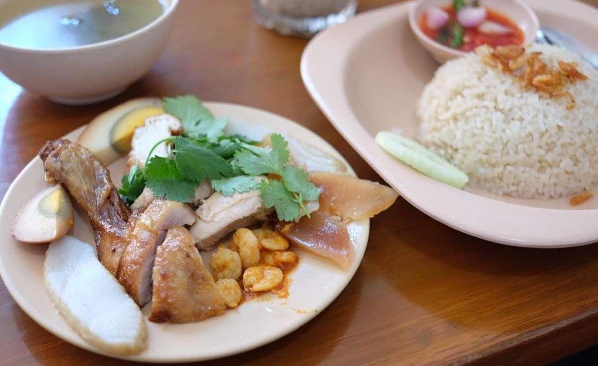 Nasi Ayam Hainam SP10