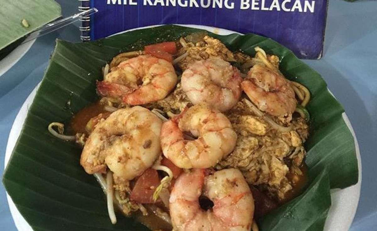 Ahai Mie Kangkung Belacan Pasar Ramai