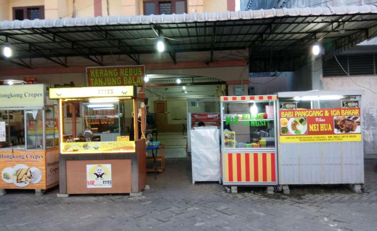 Top Photo Bundaran Nice Food Cemara