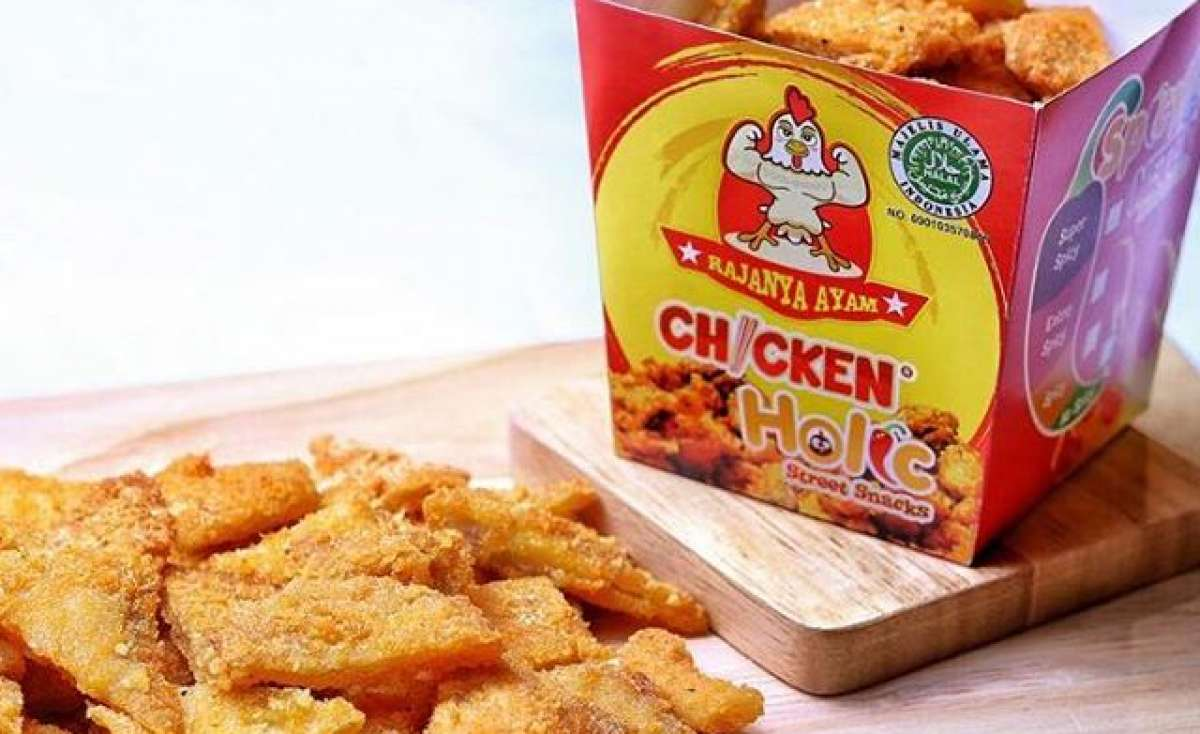 Chicken Holic Brastagi Gatot