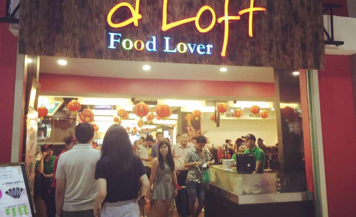 D Loft Food Court