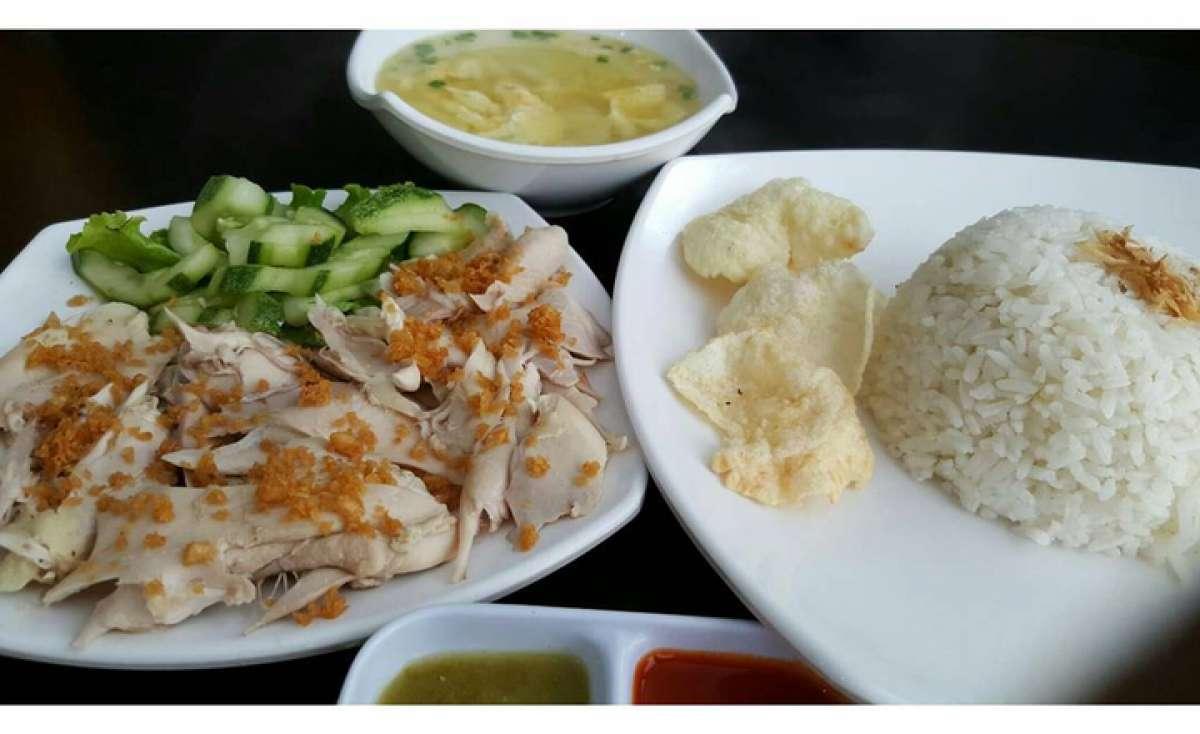 Gareca Chicken Rice