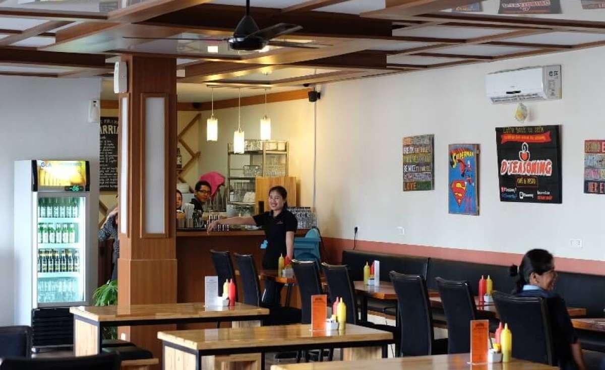 D Seasoning Cafe & Resto