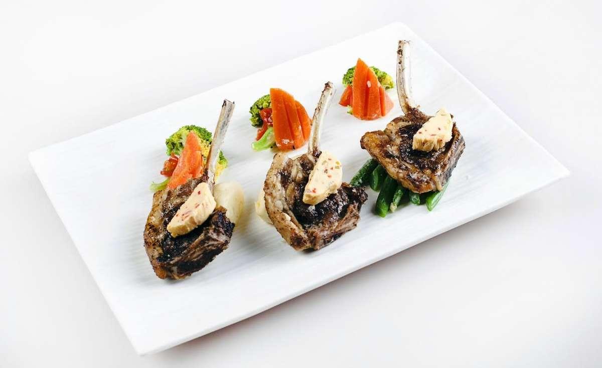 Carnelian Restaurant & Onyx Lounge