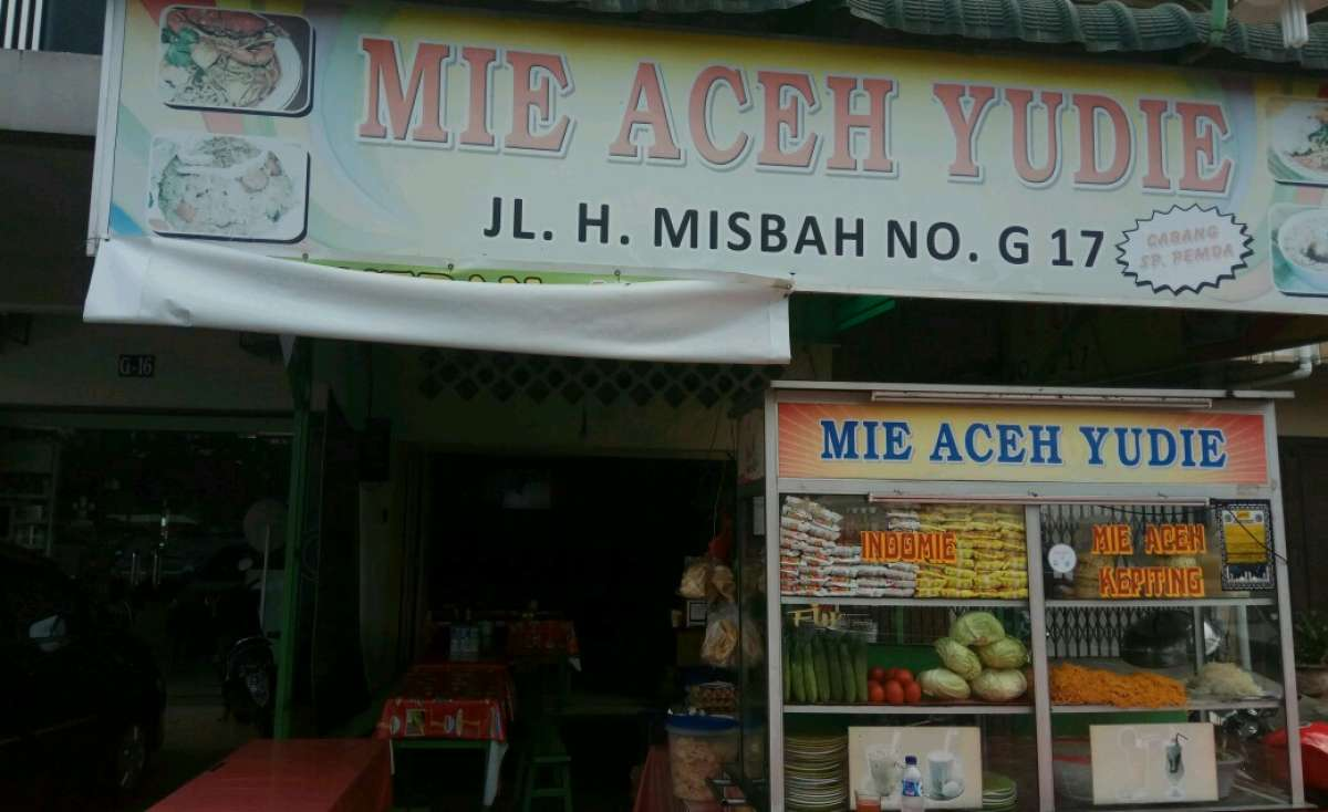 Mie Aceh Warkop Yudie