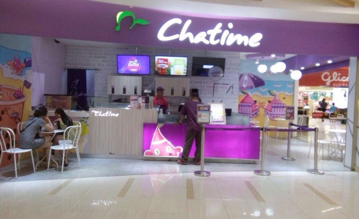 Chatime Centre Point Menu Medan - Crazfood