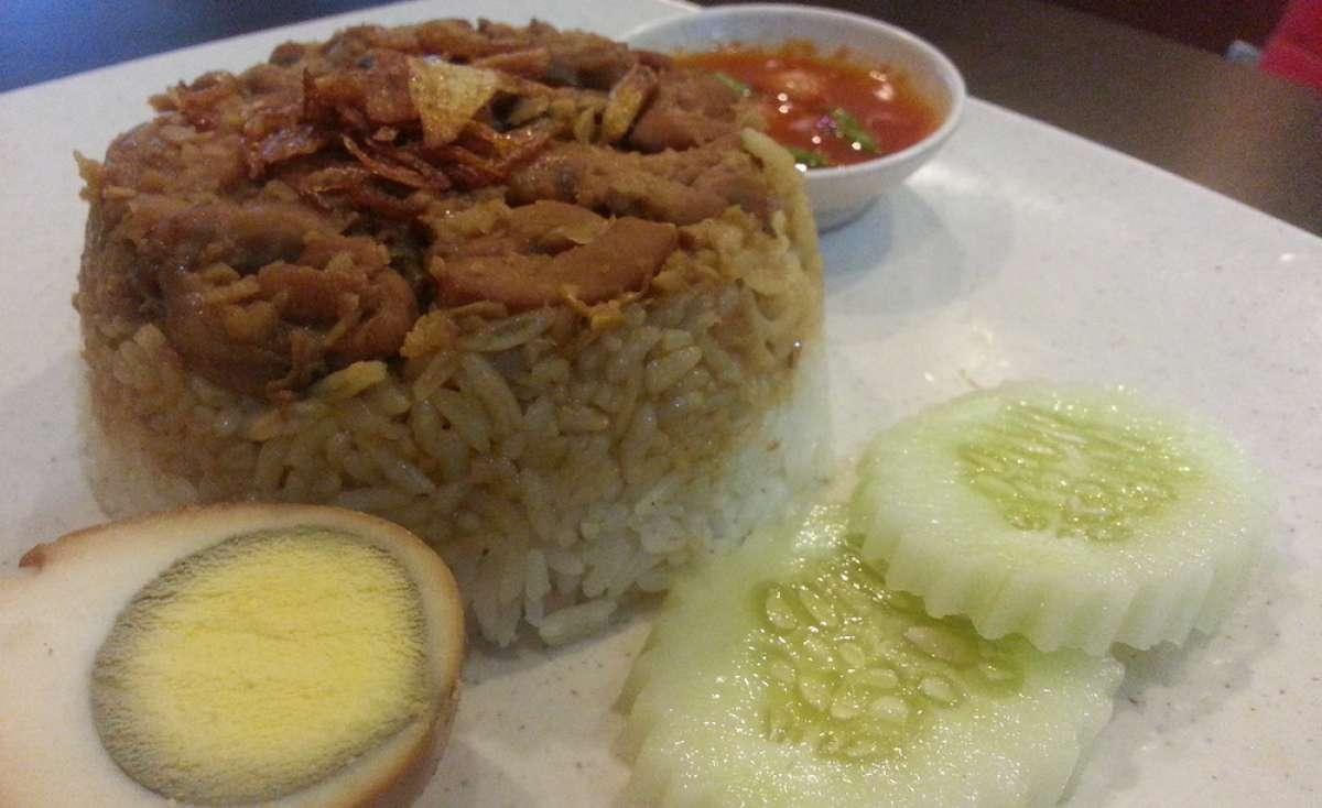 Nasi Ayam Asen Sumatera