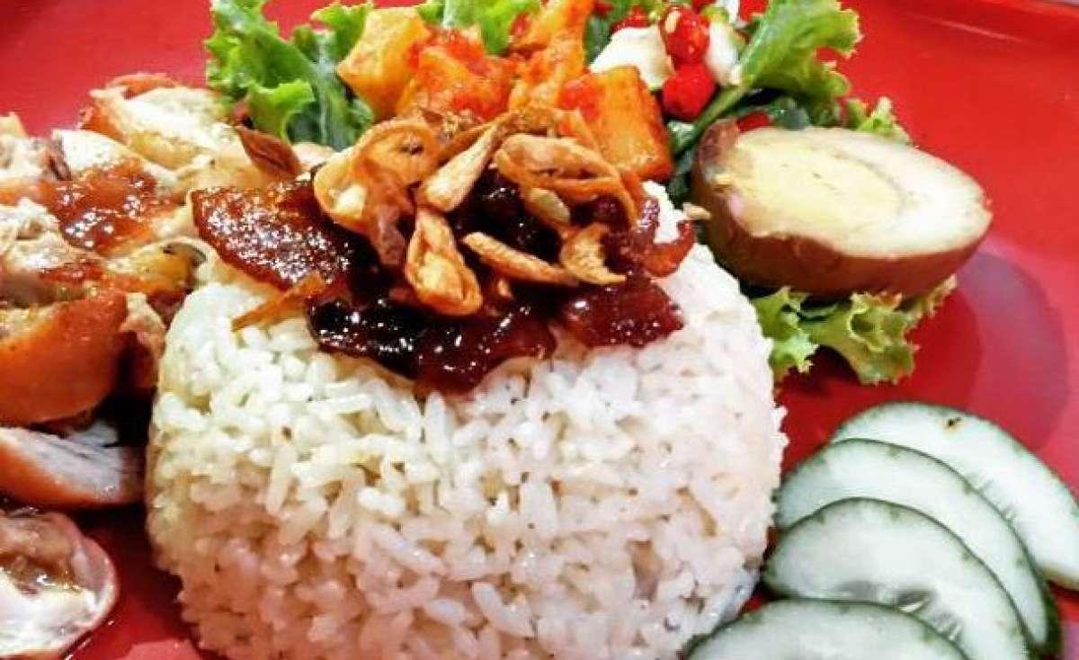 Bengbeng Chashio Sumatera Thamrin Plaza Food Court