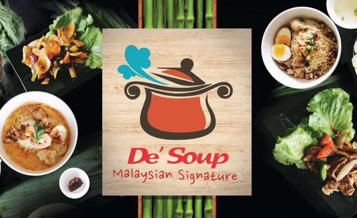 De Soup Malaysian Signature