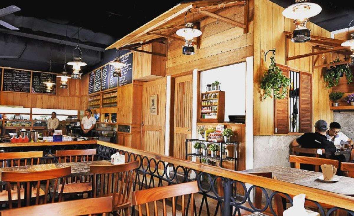 Coffee Box Medan Fair