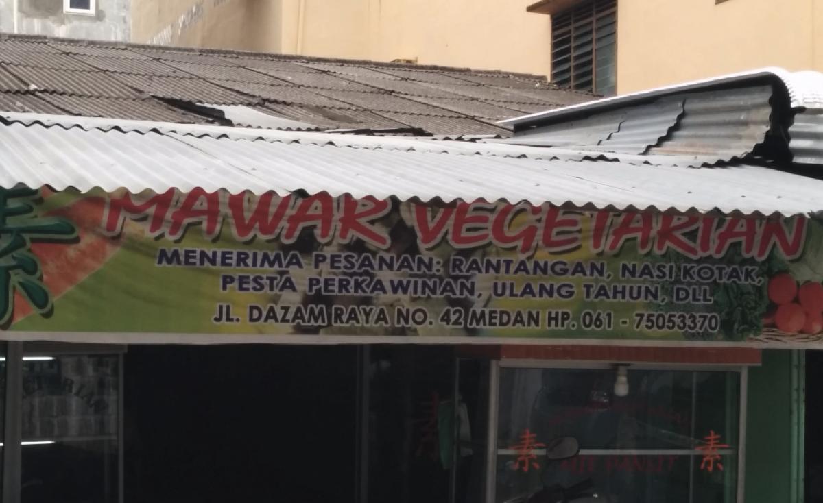 Mawar Vegetarian